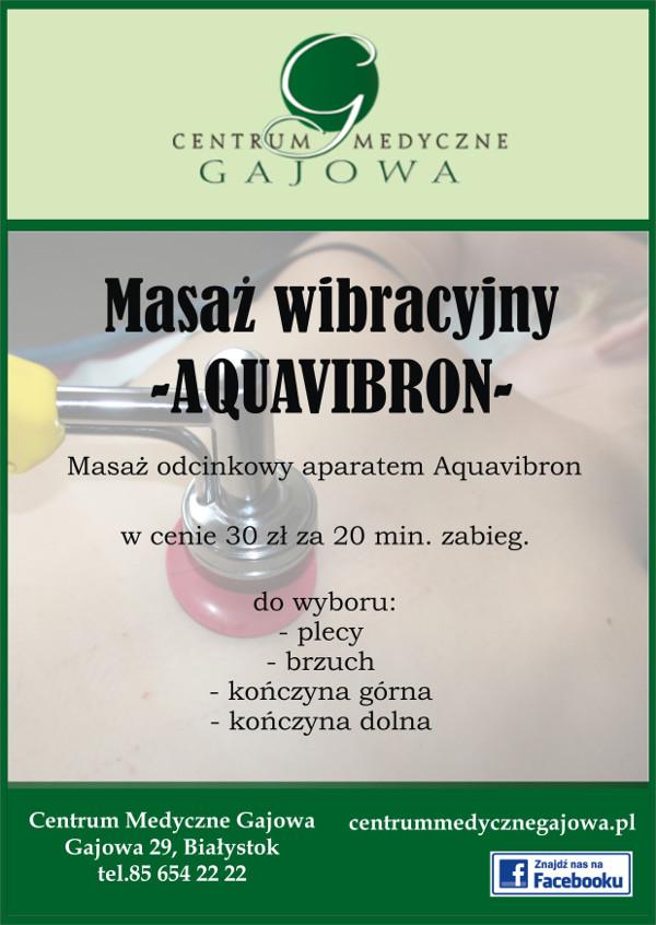 aquavibron-centrum-medyczne-gajowa