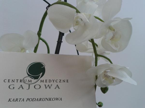 Centrum Medyczne Gajowa Białystok karta podarunkowa