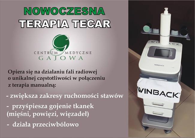 Nowoczesna Terapia Tecar oparta na działaniu Fali Radiowej o Unikalnej Częstotliwości - Urządzenie Winback